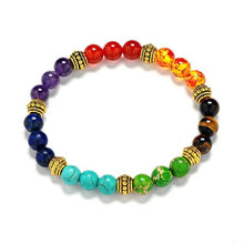 Load image into Gallery viewer, Purple Crystal Stone Strand Bracelets - Shopnep Store