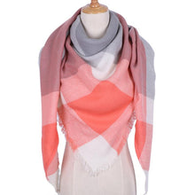 Load image into Gallery viewer, Geometric Scarf Warm Shawl - Shopnep Store