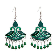 Load image into Gallery viewer, Tassel Hanging Dangle Beads Earrings - Shopnep Store