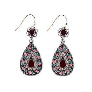 Drop Shaped Earrings - Shopnep Store
