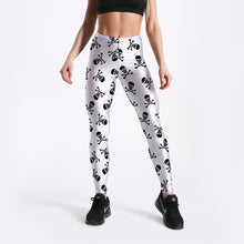 Load image into Gallery viewer, Pattern Digital Printing Elastic Force Legging - Shopnep Store