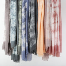 Load image into Gallery viewer, Tie-Dye Prints Shawl - Shopnep Store