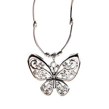 Load image into Gallery viewer, Butterfly Necklaces