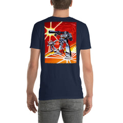Transformer Scene 2 / Short-Sleeve Unisex T-Shirt