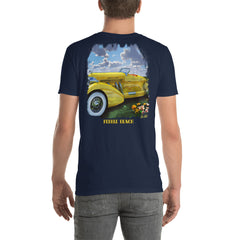 Pebble Beach - Short-Sleeve Unisex T-Shirt