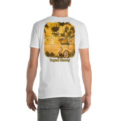 Tropical Getaway - Short-Sleeve Unisex T-Shirt