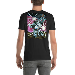Transformer Scene 3 / Short-Sleeve Unisex T-Shirt