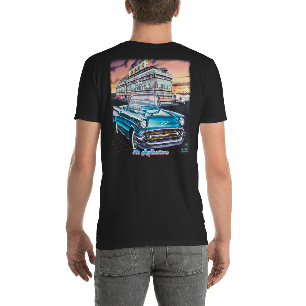 Reflections - Short-Sleeve Unisex T-Shirt