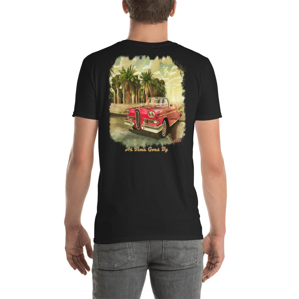 As Time Goes By - Short-Sleeve Unisex T-Shirt