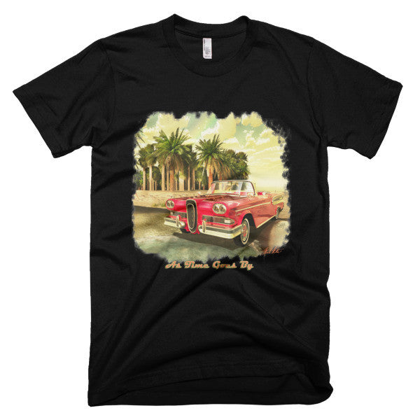 As Time Goes By  / Short sleeve men's t-shirt