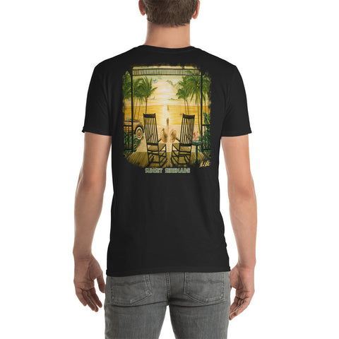 Sunset Serenade - Short-Sleeve Unisex T-Shirt