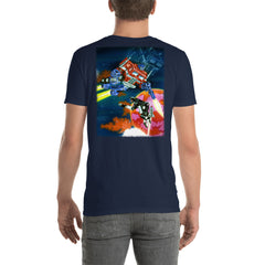 Transformer Scene 1 / Short-Sleeve Unisex T-Shirt