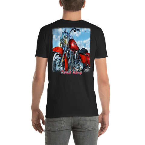 Road King - Short-Sleeve Unisex T-Shirt