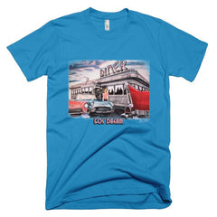 50s Dream / Short sleeve men's t-shirt