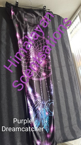 Purple Dream Catcher Leggings