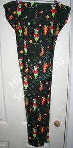 Grinch Leggings