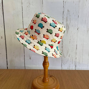 Colourful Turtles Bucket Hat