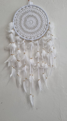 Large Singe Ring Dream Catcher