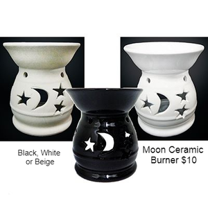 Moons Tealight Wax Melt Warmer