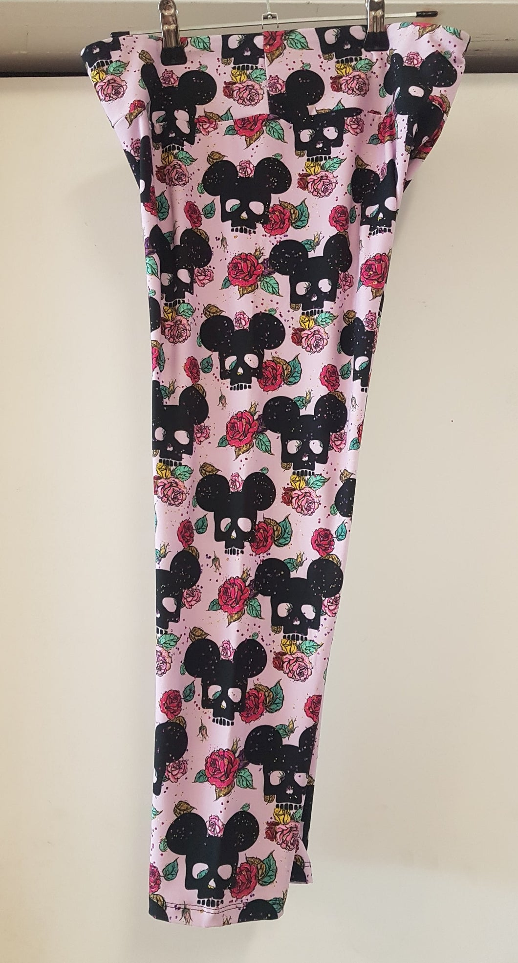 Mickey Floral Leggings