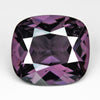2.81 cts Purple Spinel Cushion Shape