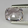 1.07 cts Gray Spinel Cushion Shape