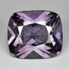2.99 cts Purple Pink Spinel Cushion Shape