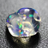 3.66 cts Multi Color Fire Opal Tumble Shape