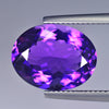 6.75 cts Purple Amethyst Oval Shape