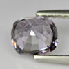 1.11 cts Violet Spinel Cushion Shape