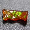 1.4 cts Multi Color Fire Opal Tumble Shape