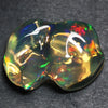 Multi Color Fire Opal 11.57 cts Tumble Shape