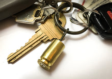 Load image into Gallery viewer, Grenade Pin Key Ring