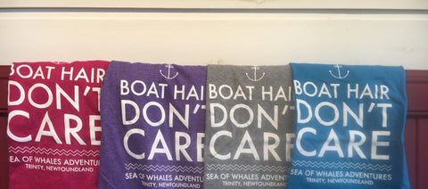 Boat Hair T-shirt