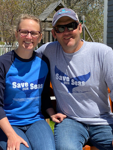 Save our Seas Long Sleeved Shirt