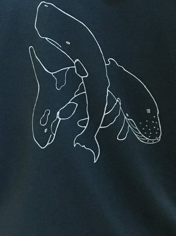 Three Whale T-shirt