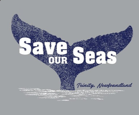 Save our Seas Long-sleeve Shirt