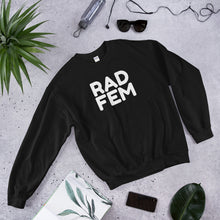 Load image into Gallery viewer, RAD FEM Sweatshirt