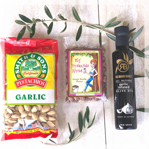 Garlic Lover's Set