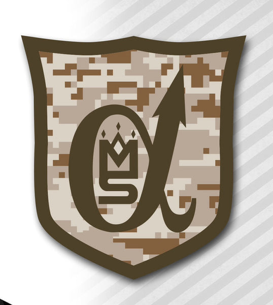 Miltary Style Logo Patch