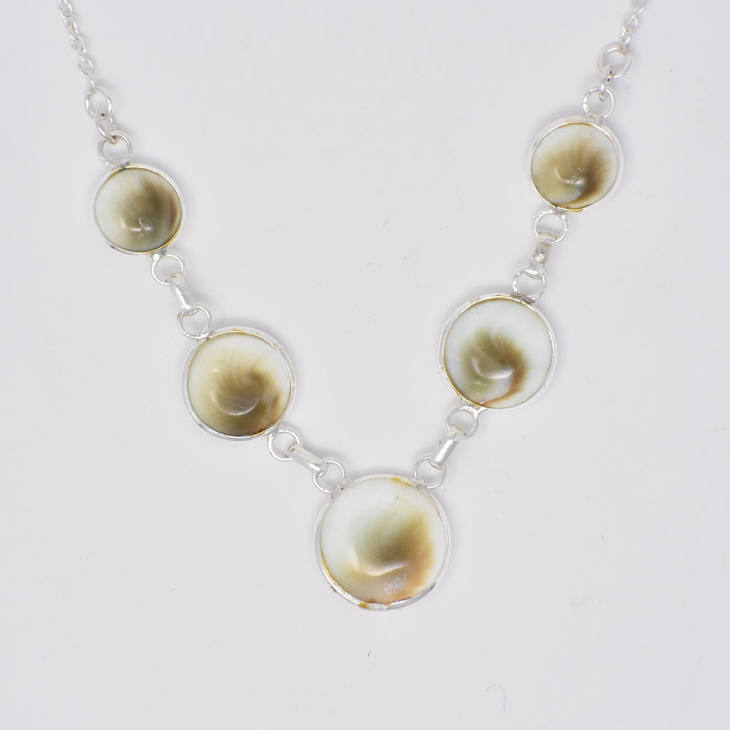 Shiva's Eye Double Sided Necklaces