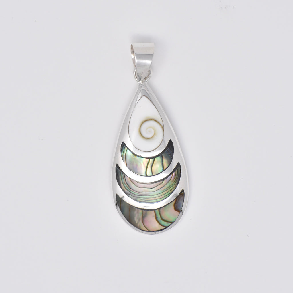 Oval Pendant with SE Top