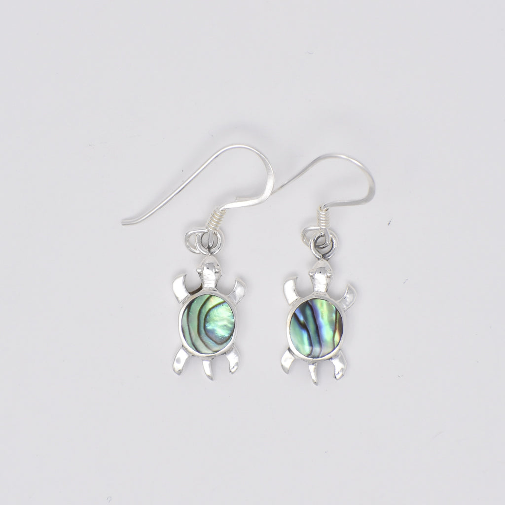 Turtle Hanging Earrings