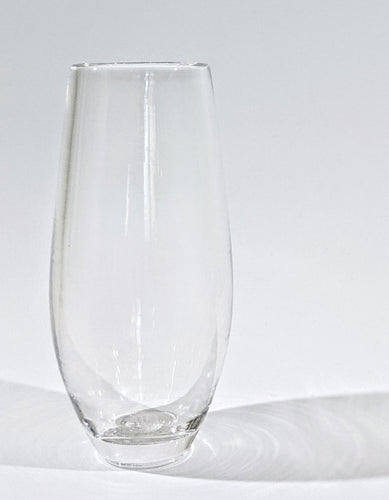 Otter Stemless Champaign Flutes (pair)
