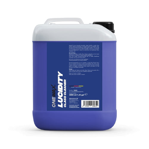 OneWax Lucidity Glass Cleaner - Ruggieri Group