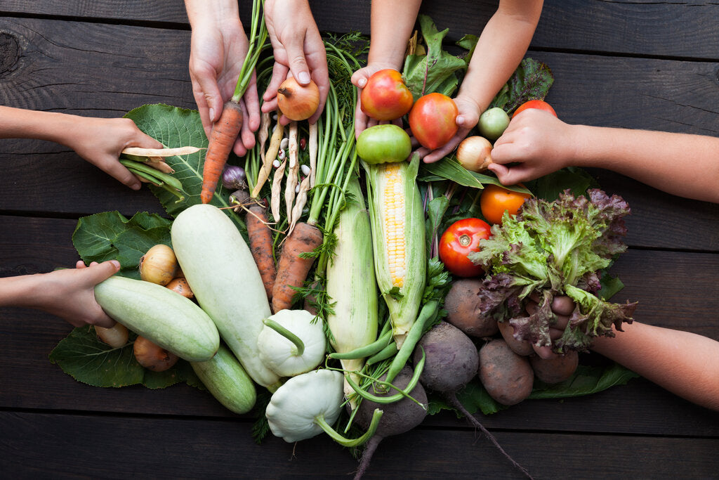 Most Sustainable Foods and How to Eat Sustainably