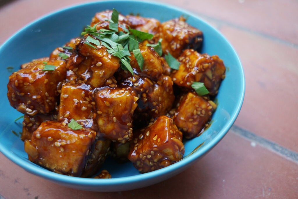 General Tso's Tofu Recipe: Spicy, Sweet, and Meat-free