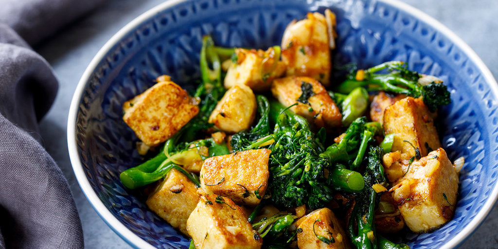 Bean Curd Home Style: Meat-free and Delicious