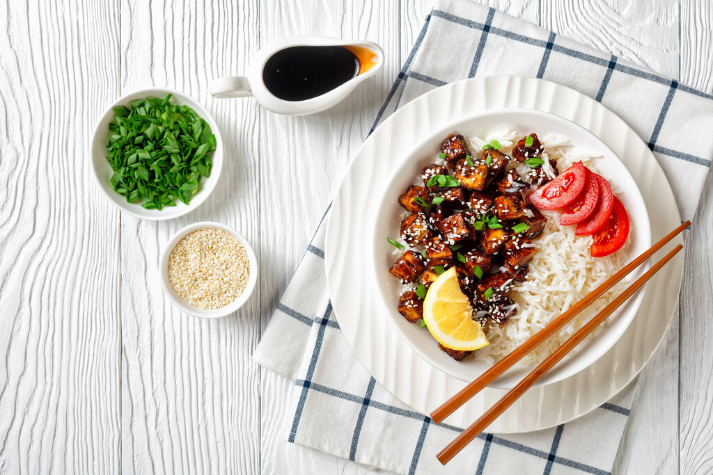 Tofu Teriyaki: Make A Japanese Classic at Home