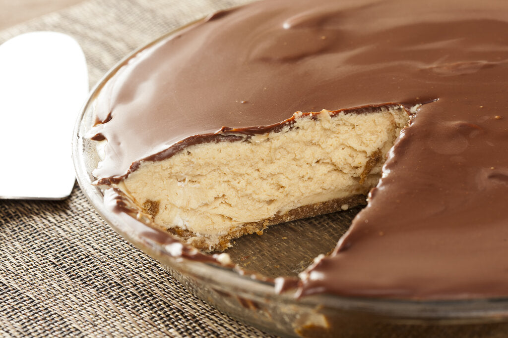 Vegan Peanut Butter Pie Recipe
